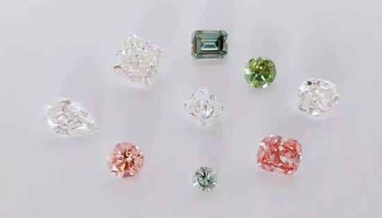 培育钻石裸石
