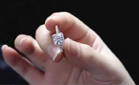 鉆石婚戒款式,鉆石形狀