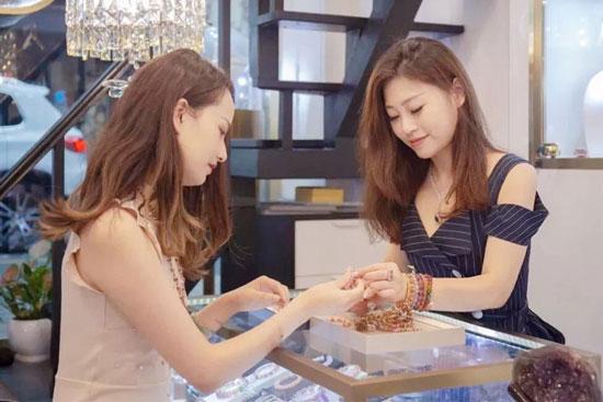 宝姬珠宝品牌创始人,陆颖,宝姬珠宝