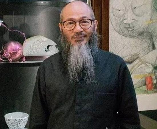 珠寶設計藝術家陳世英(Wallace Chan)