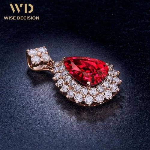 新晉珠寶品牌WD ,可升值的珠寶