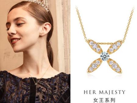 送媽媽什么生日禮物好,王室品位,珠寶