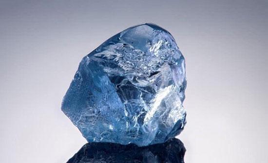藍鉆被拍,超深鉆石