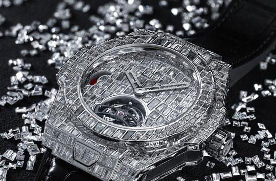 宇舶表,BIG BANG 珠寶巨鱷陀飛輪腕表
