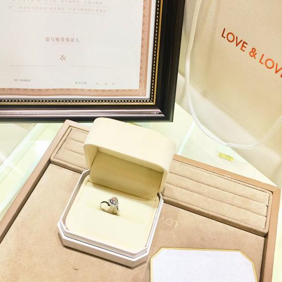 LOVE&LOVE爱与被爱珠宝,LOVE&LOVE