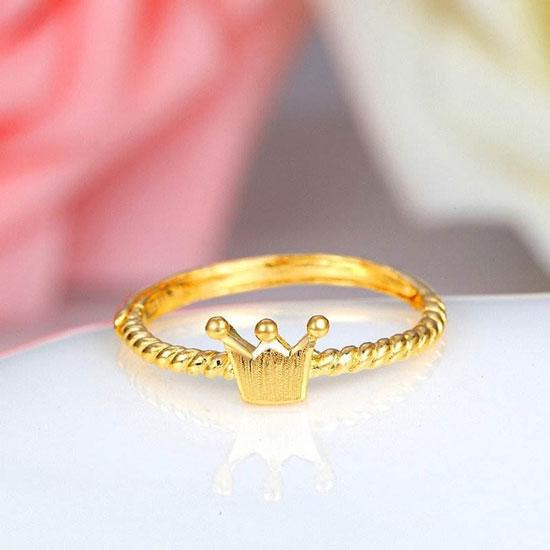黃金首飾為什么會越戴越長 是買到假貨了嗎?