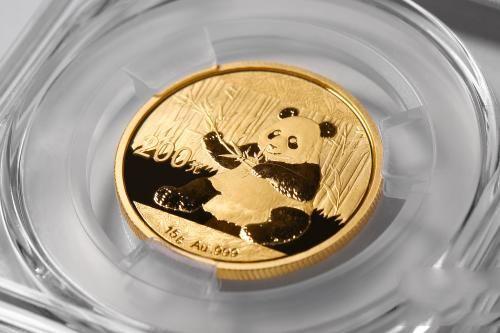 熊猫金银币发展历程,熊猫金银币