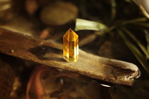 黄水晶含义,黄水晶
