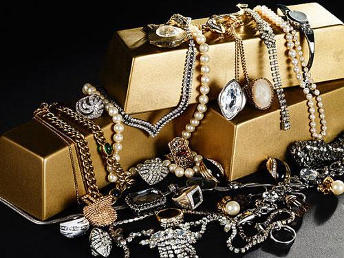 黄金,黄金珠宝,珠宝首饰