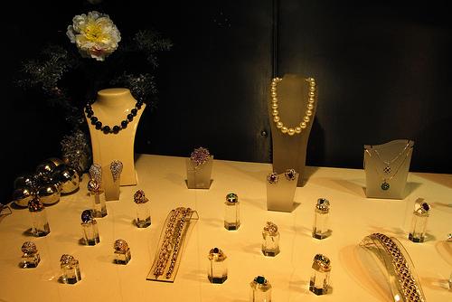 珠宝店,珠宝保养