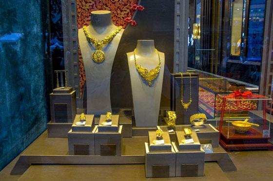 中国黄金珠宝产业