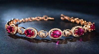 红宝石和红碧玺要怎么区分,红宝石,红碧玺