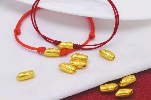 金米,春节珠宝