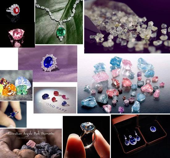黄金,钻石,珠宝