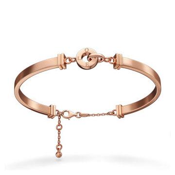 金城皇珠寶雙環手鐲