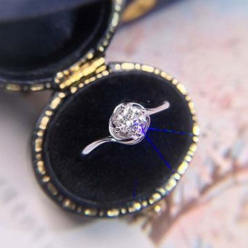 菲洛澜钻石精美钻石女戒