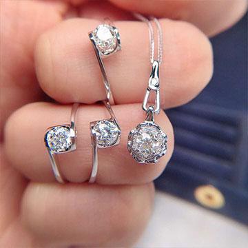 菲洛澜钻石时尚钻石首饰