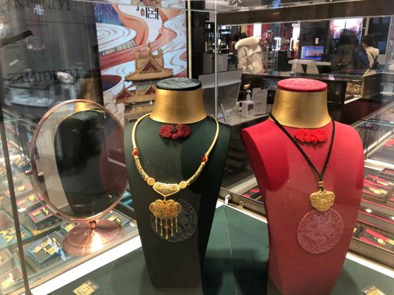 黄金珠宝市场,黄金珠宝