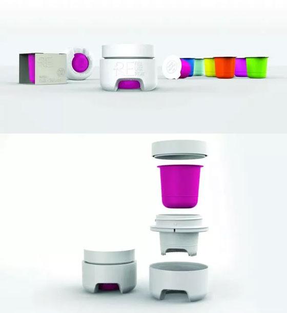 化妆品概念设计