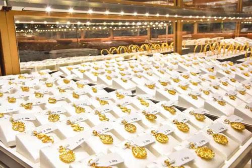 黄金珠宝产业
