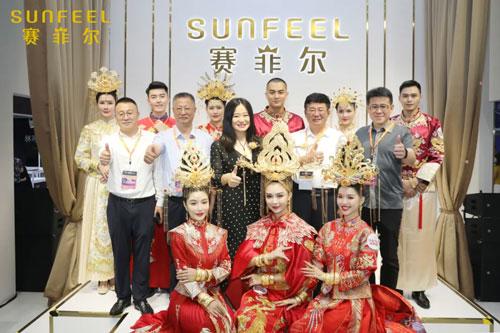 赛菲尔珠宝亮相2021深圳国际珠宝展