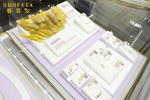 赛菲尔珠宝穗穗年年系列产品